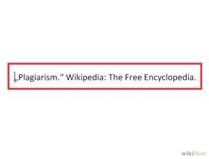 How to cite pictures in an essay